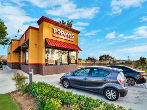 Progressive sells single tenant Popeyes in SoCal's Inland Empire for $1,006 PSF